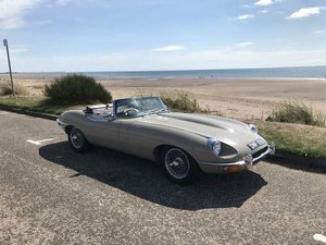 1970 Jaguar E-Type at Morris Leslie Auction 17th August
