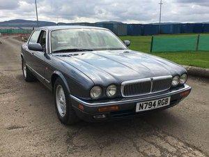 1996 Jaguar Sovereign at Morris Leslie Auction 17th August For Sale by Auction