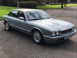 1997 Jaguar Executive at Morris Leslie Auction 17th August For Sale by Auction