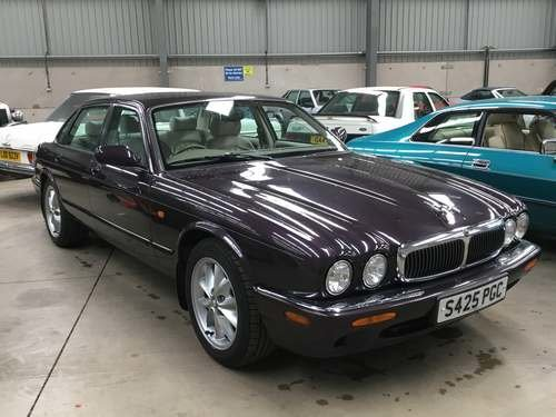 1999 Jaguar XJ8 at Morris Leslie Auction 17th August SOLD by Auction (picture 1 of 6)