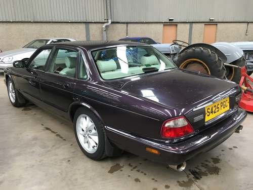 1999 Jaguar XJ8 at Morris Leslie Auction 17th August SOLD by Auction (picture 2 of 6)