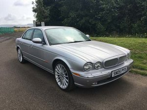 Picture of 2005 Jaguar XJ8 V8 Sport Auto at Morris Leslie Auction 17th Aug SOLD by Auction