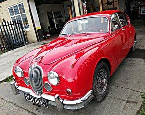 Stunning 1965 Jaguar Mk2 3.8 Manual/Overdrive Saloon For Sale