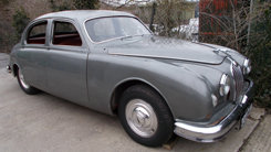 1956 MK1 Jaguar For Sale