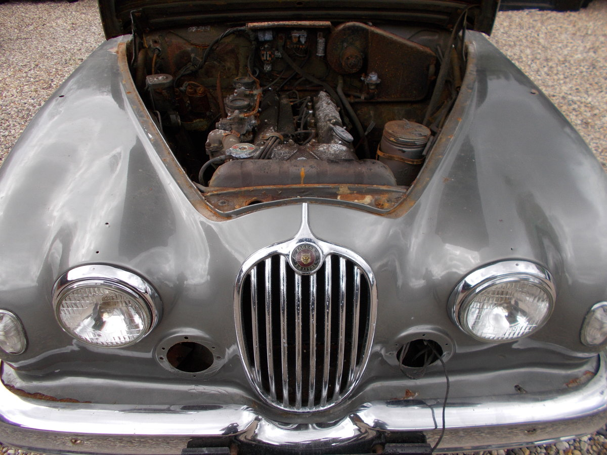 1956 MK1 Jaguar For Sale (picture 2 of 6)