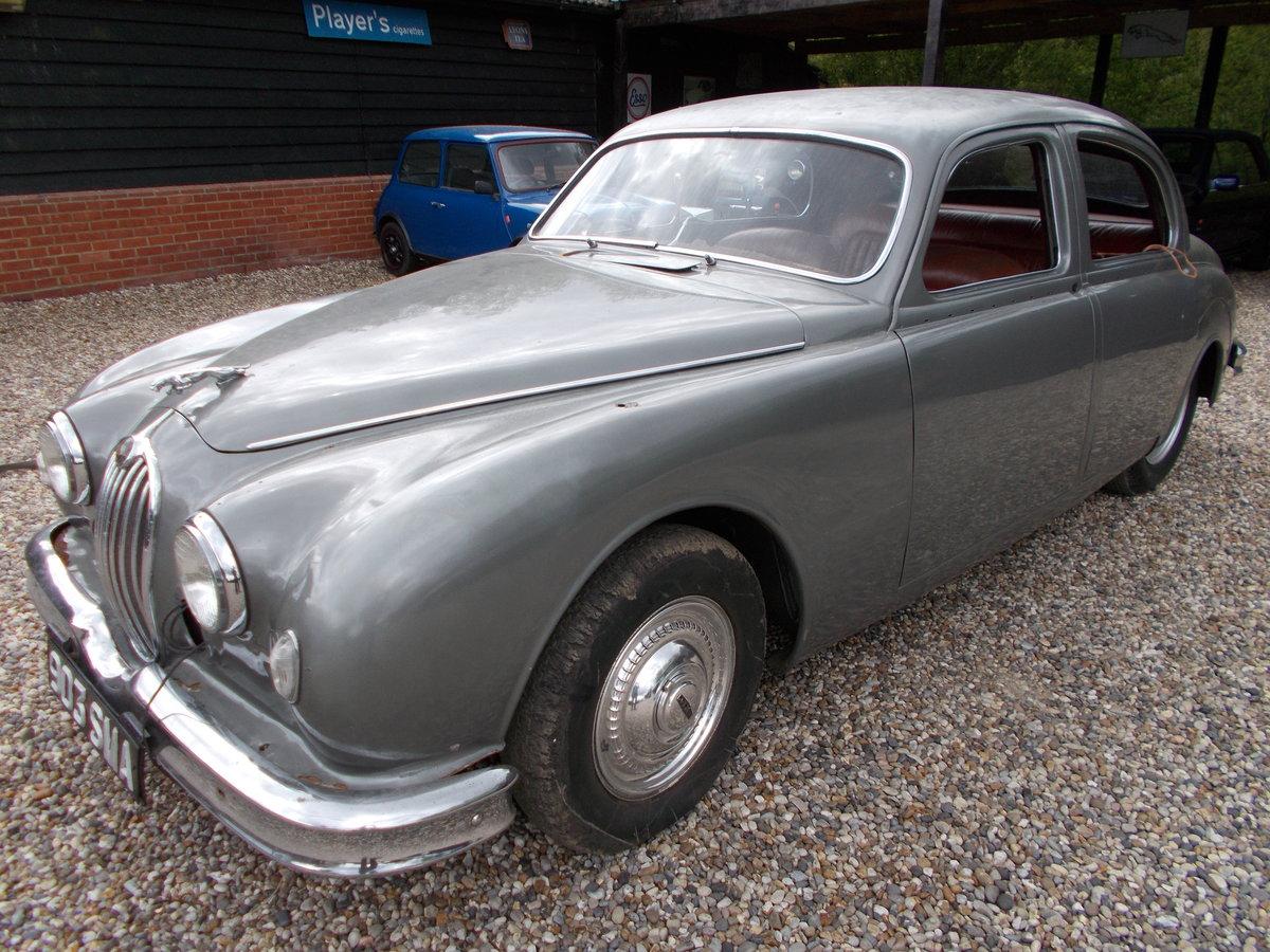 1956 MK1 Jaguar For Sale (picture 3 of 6)