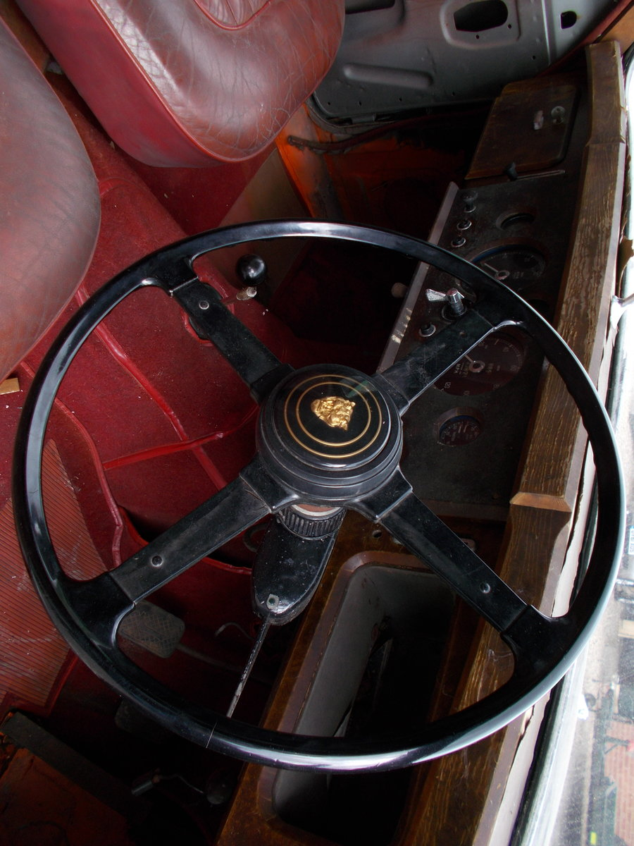 1956 MK1 Jaguar For Sale (picture 5 of 6)