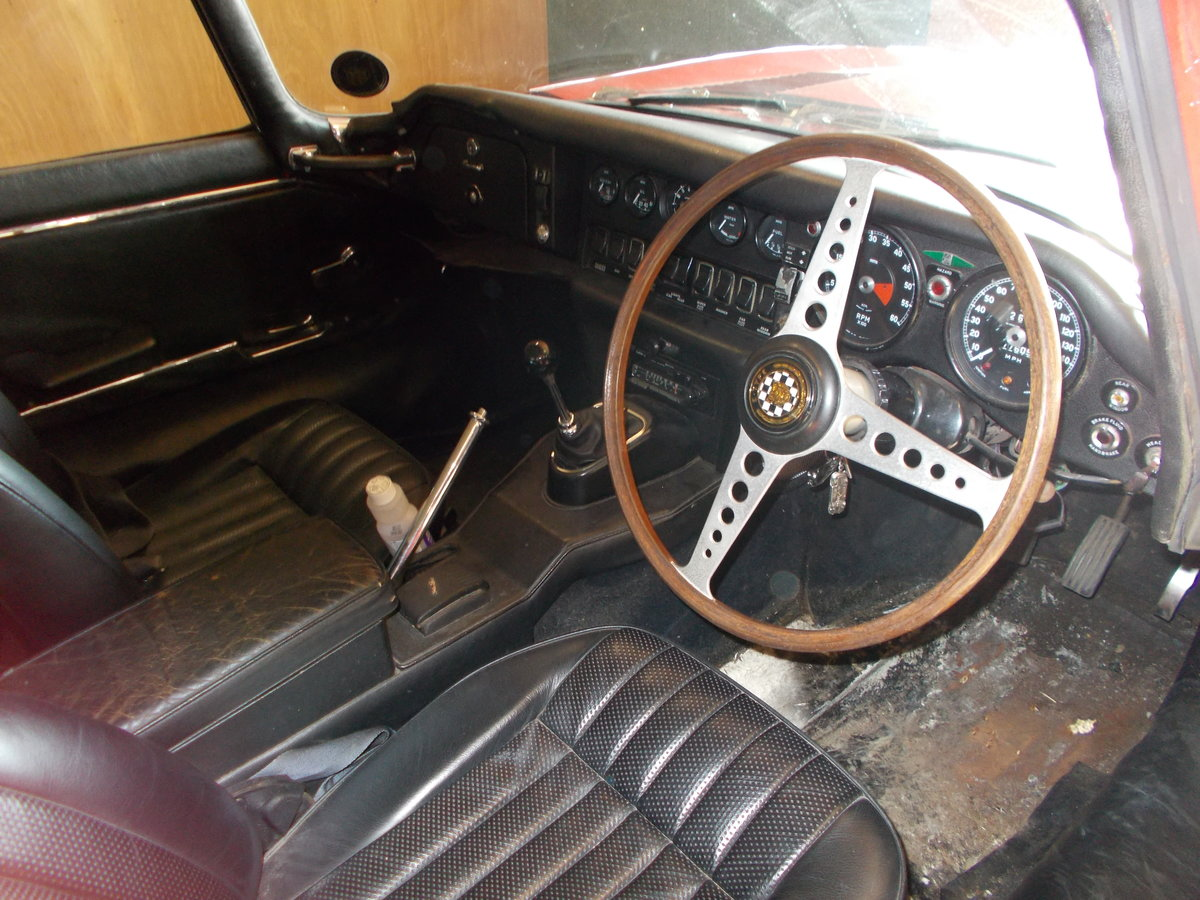 1970 Jaguar E-Type Coupe For Sale (picture 6 of 6)