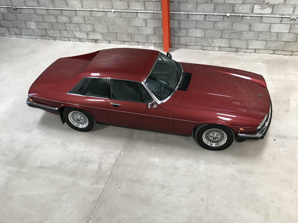 1989 Jaguar XJS V12 auto For Sale (picture 1 of 6)