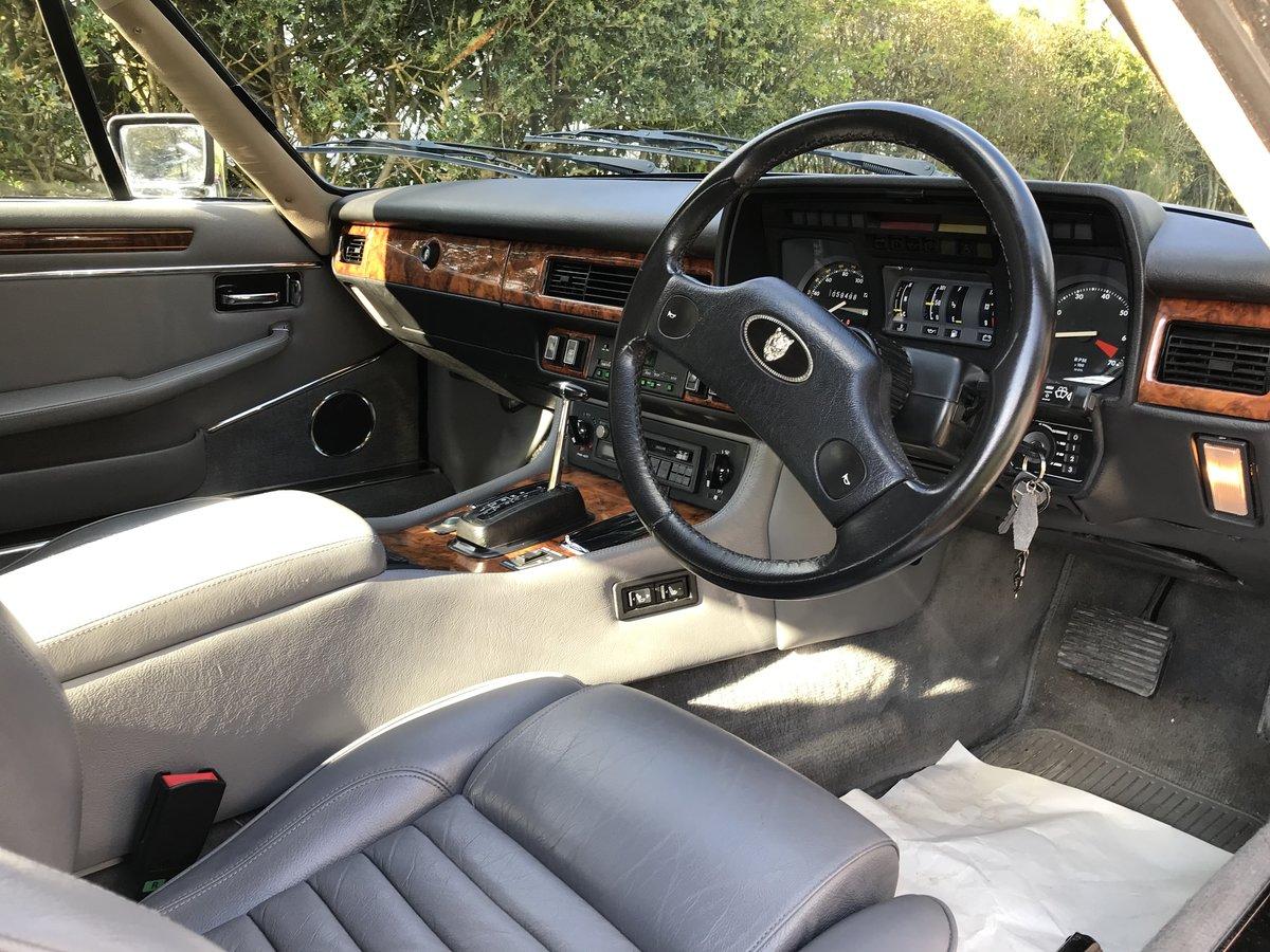 1989 Jaguar XJS V12 auto For Sale (picture 2 of 6)