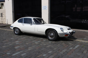 1973 Jaguar E-Type 5.3 2dr V12 MANUAL 2+2 COUPE For Sale