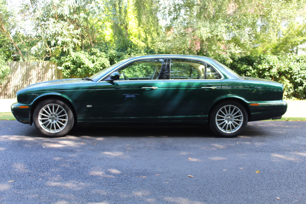 2006 Jaguar XJ8 4.2 V8 Executive Beautiful  For Sale (picture 3 of 6)