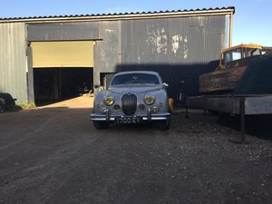 1959 MK1 Jag  For Sale