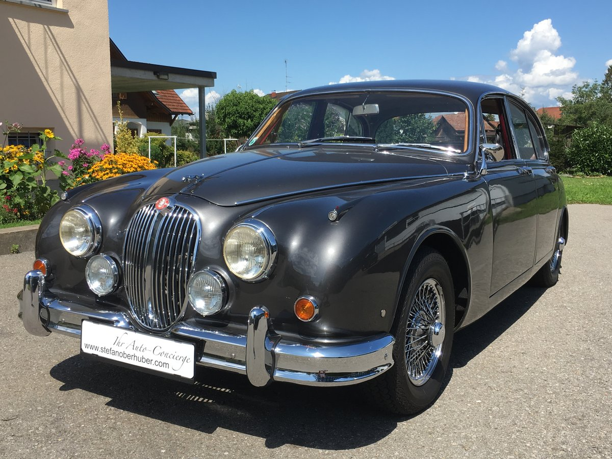 1964 Jaguar Mk II LHD in very good condition For Sale ...