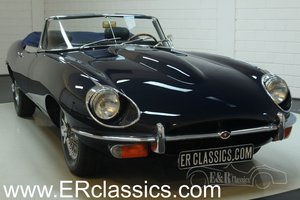 Jaguar E-Type S2 Cabriolet 1969 Restored