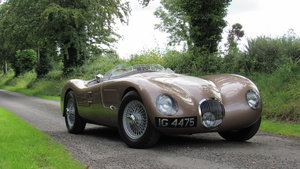 2017 Jaguar C-Type recreation, 4.2  For Sale