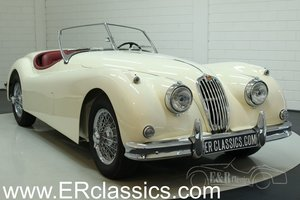 Jaguar XK140 OTS Roadster 1954 restored For Sale