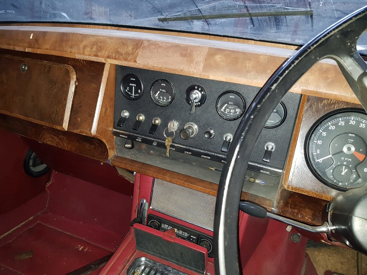 1969 MARK 2 WITH EXTENSIVE UPGRADES FOR SALE For Sale (picture 6 of 6)