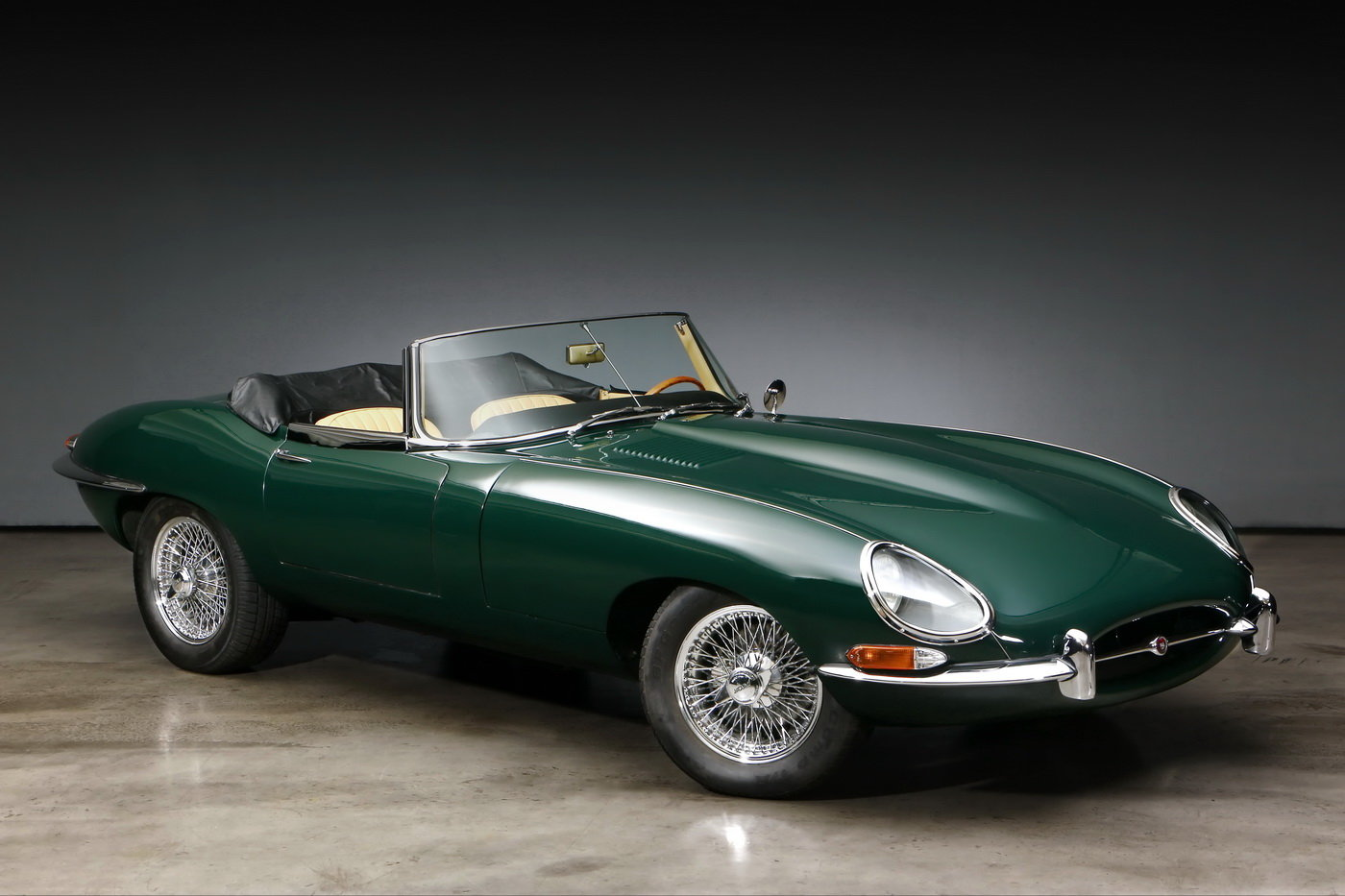 1965 Jaguar E-Type 1 Series 4.2 ltr Roadster For Sale (picture 1 of 6)