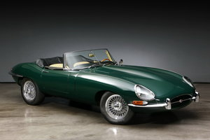 1965 Jaguar E-Type 1 Series 4.2 ltr Roadster For Sale