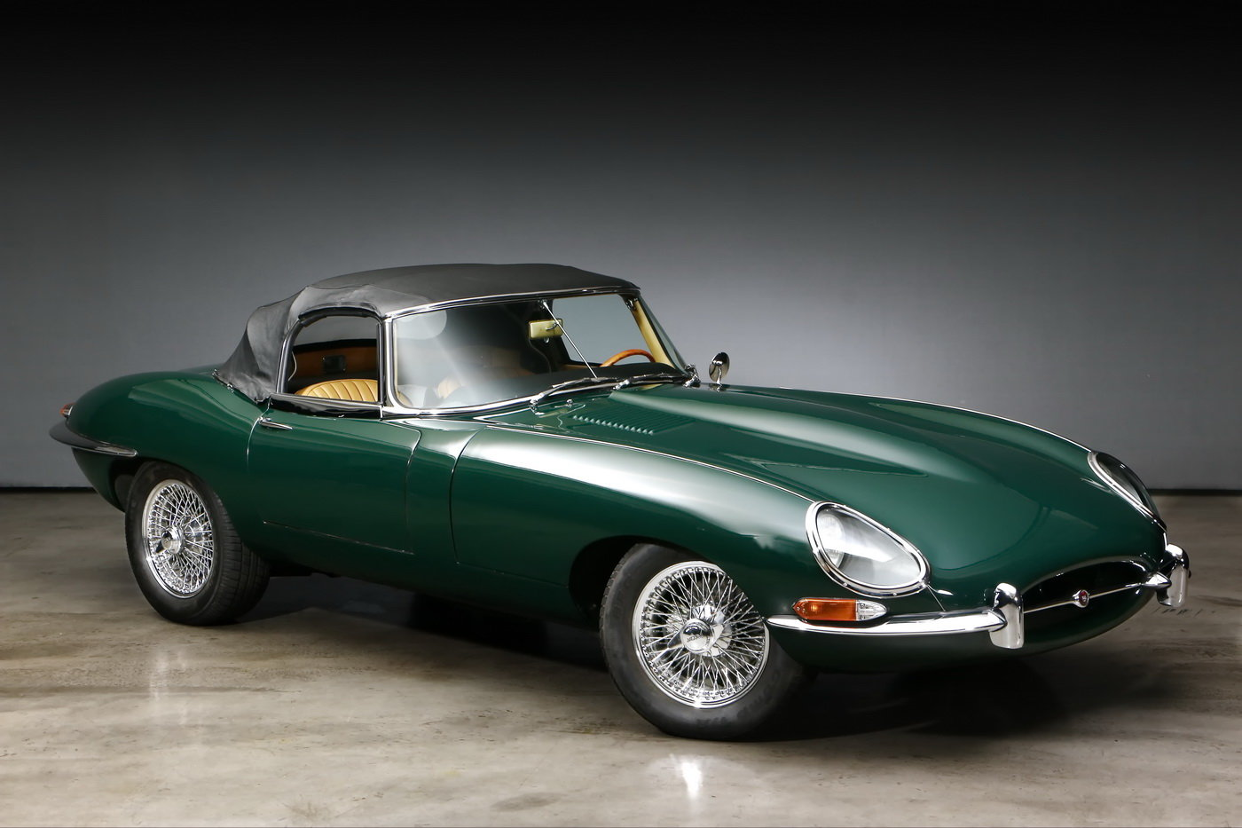 1965 Jaguar E-Type 1 Series 4.2 ltr Roadster For Sale (picture 4 of 6)