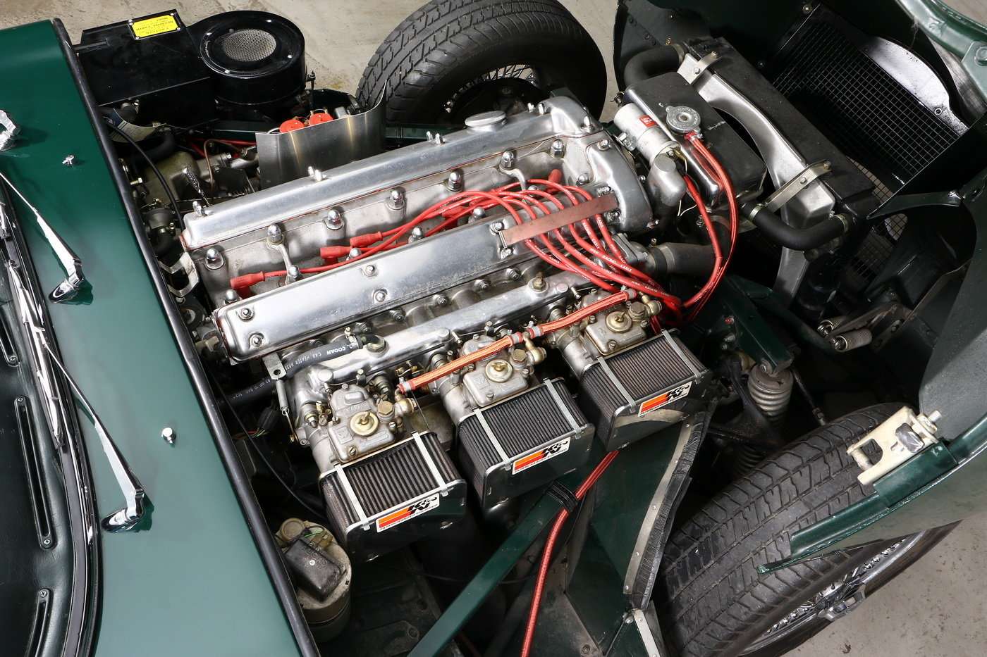 1965 Jaguar E-Type 1 Series 4.2 ltr Roadster For Sale (picture 6 of 6)