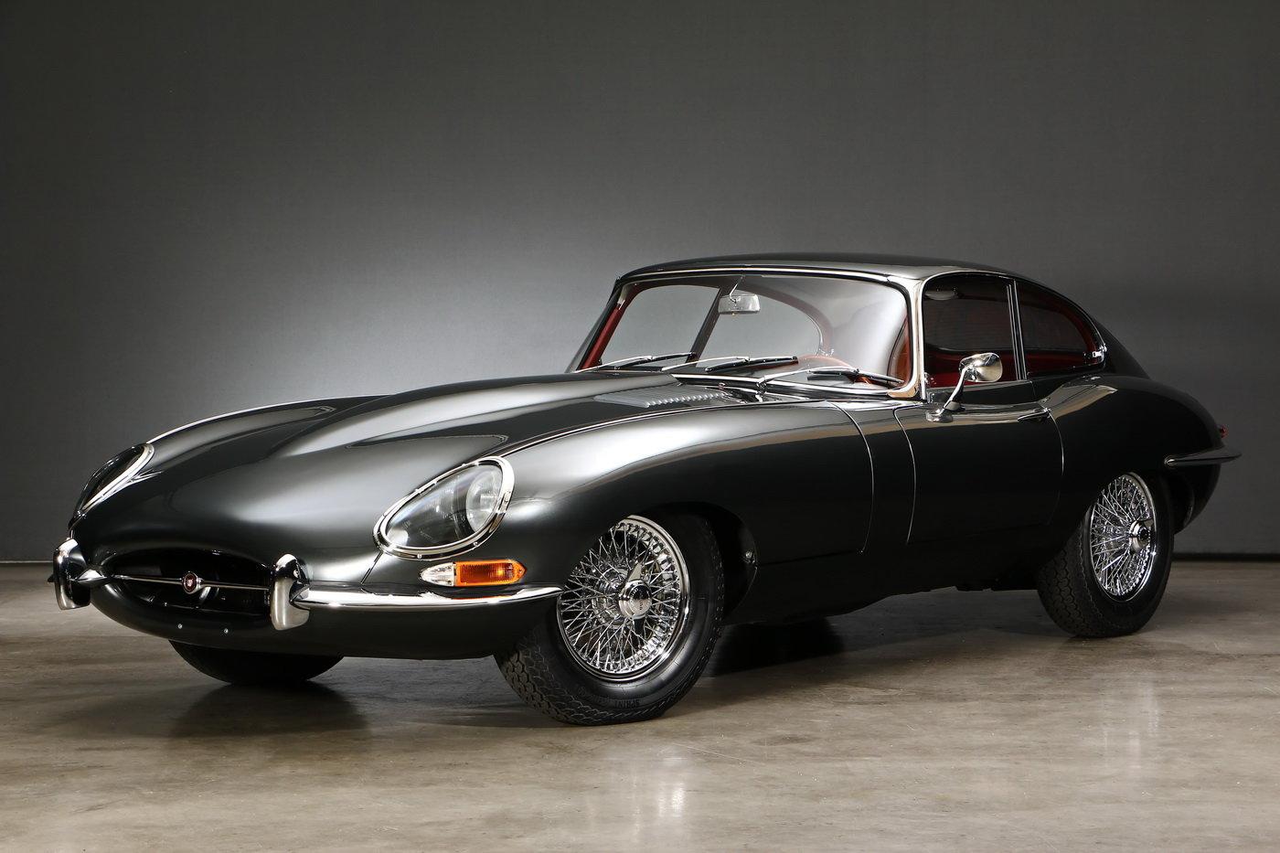 1963 Jaguar E-Type 1. series 3.8 ltr Coupé For Sale (picture 1 of 6)