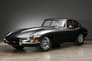 1963 Jaguar E-Type 1. series 3.8 ltr Coupé For Sale