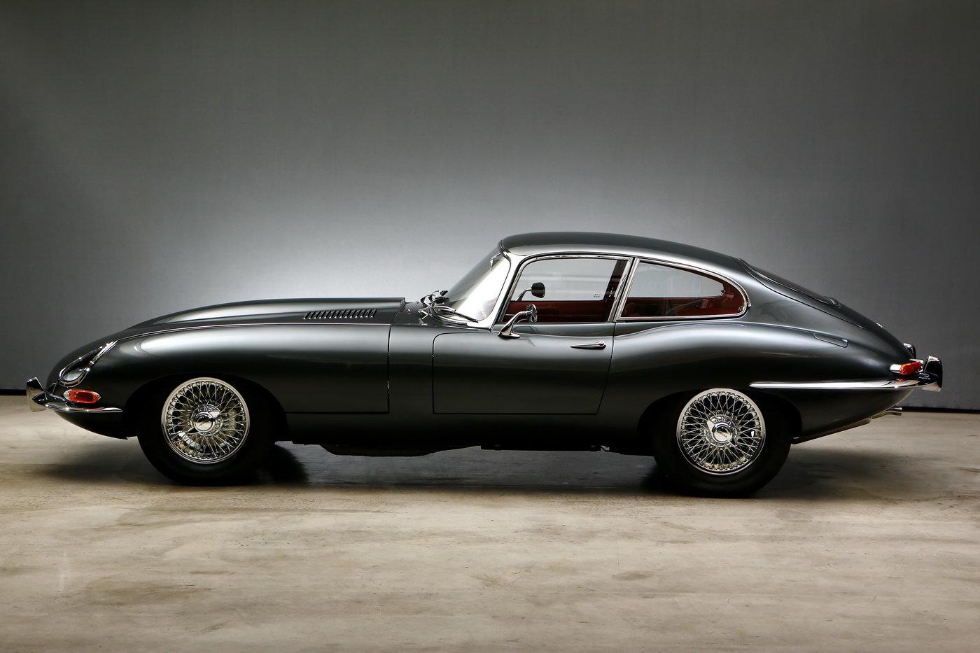 1963 Jaguar E-Type 1. series 3.8 ltr Coupé For Sale (picture 2 of 6)