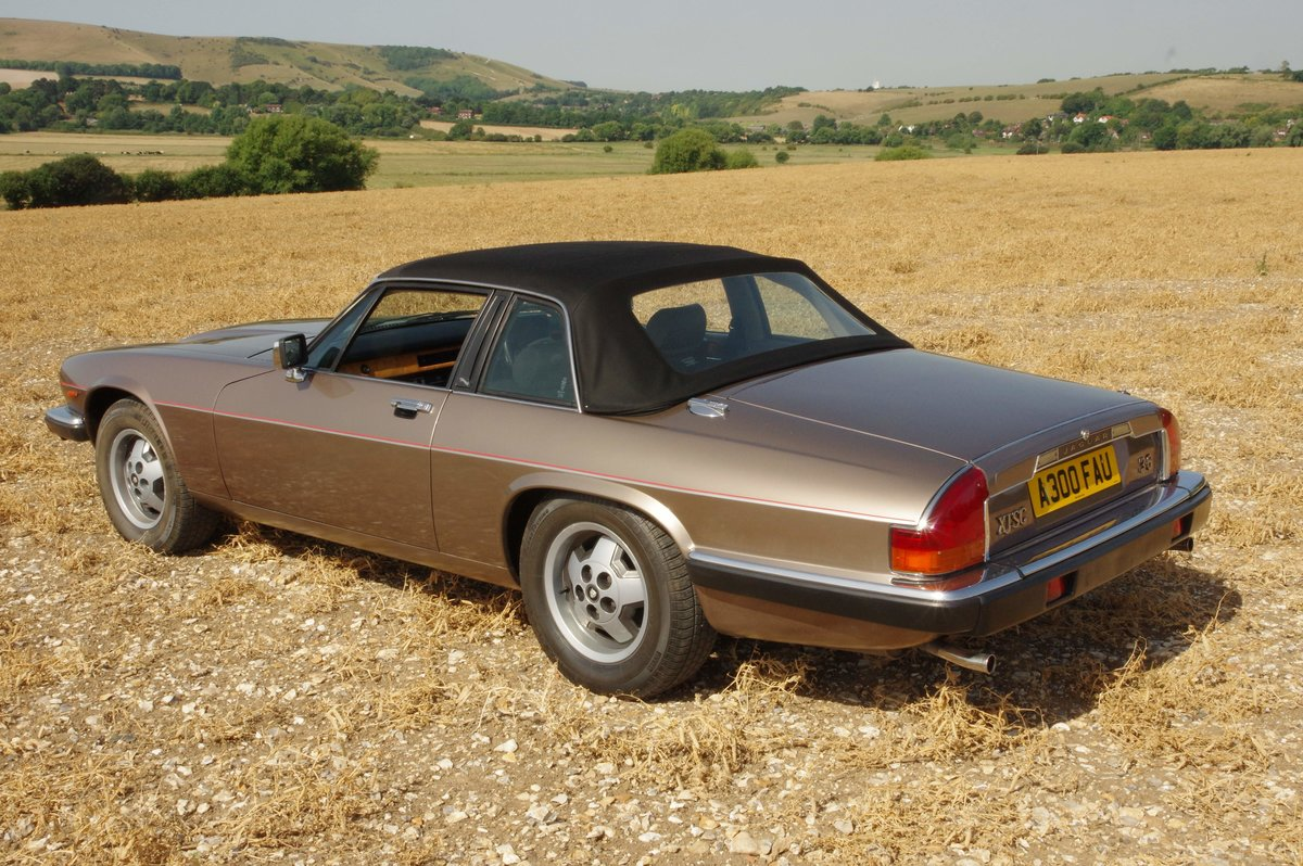 1983 Jaguar XJ- SC 3.6 litre Manual  SOLD (picture 2 of 6)