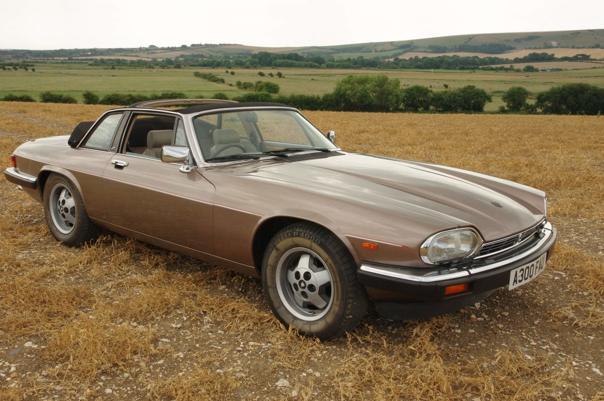 1983 Jaguar XJ- SC 3.6 litre Manual  SOLD (picture 4 of 6)