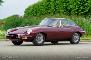 1972 Excellent Jaguar E-type 4.2 Coupe LHD For Sale