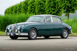 1967 Excellent Jaguar Mk2 3.4 Overdrive LHD For Sale