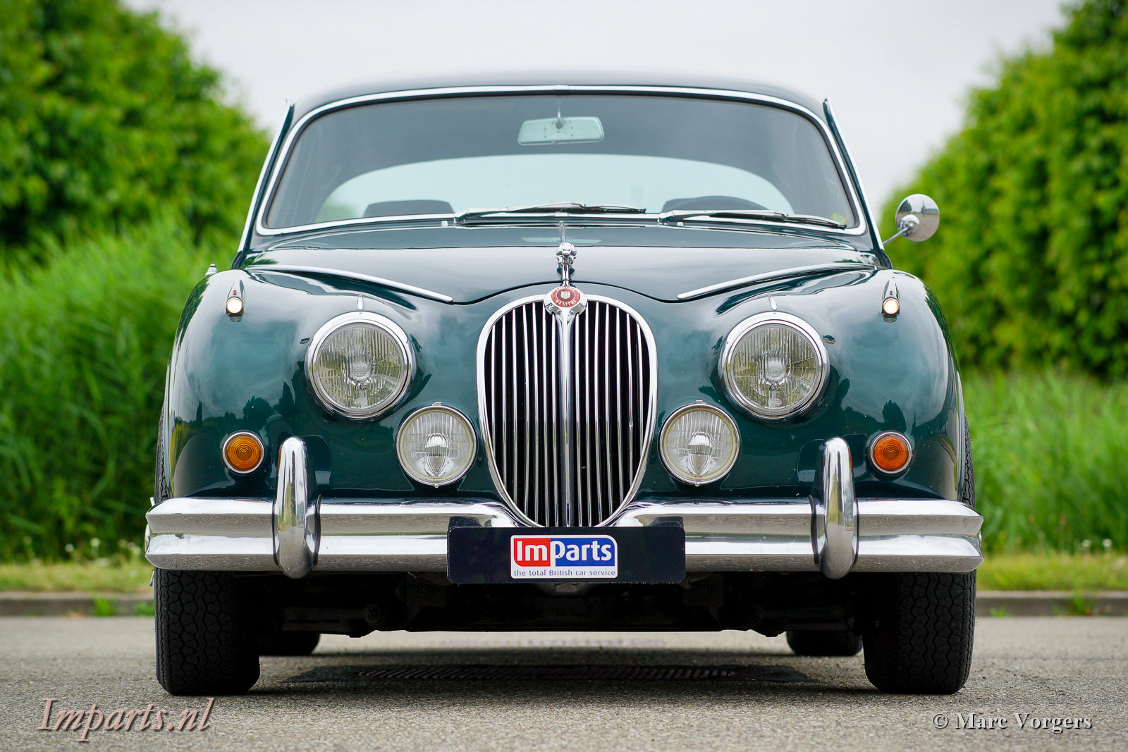 1967 Excellent Jaguar Mk2 3.4 Overdrive LHD For Sale (picture 6 of 6)