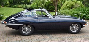 1964 Jaguar S1 3.8 FHC original RHD For Sale