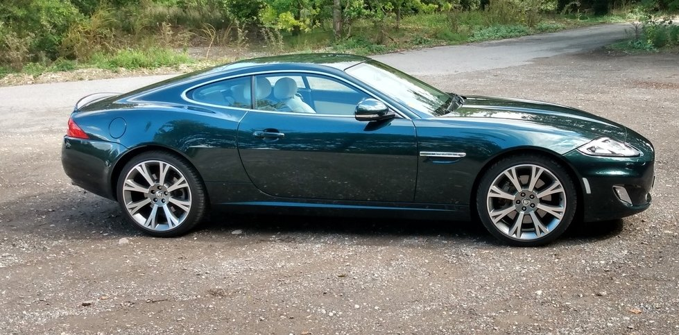 2013 Jaguar XK Portfolio 5.0 For Sale (picture 4 of 6)