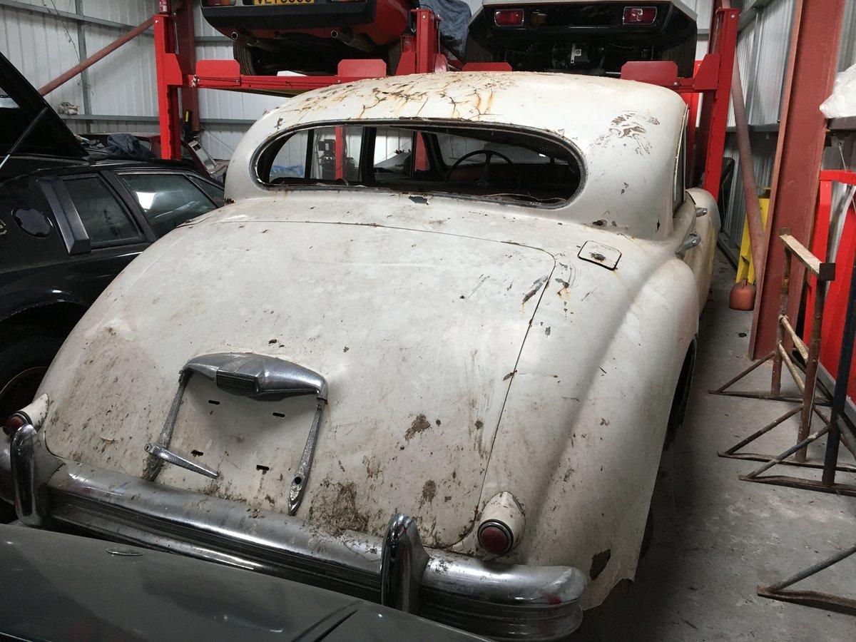 Jaguar V  1954 four door saloon For Sale (picture 6 of 6)