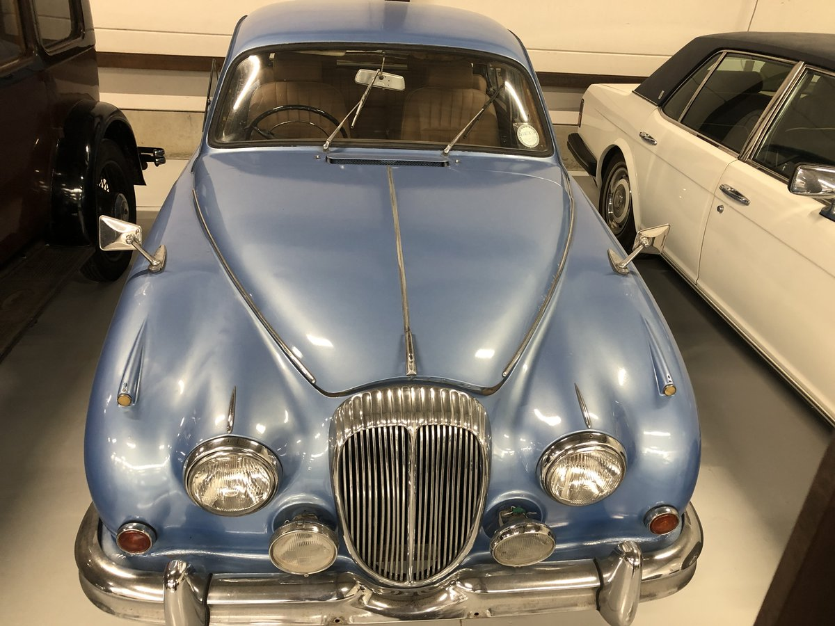 1966 Daimler MK2 V8 For Sale (picture 1 of 6)