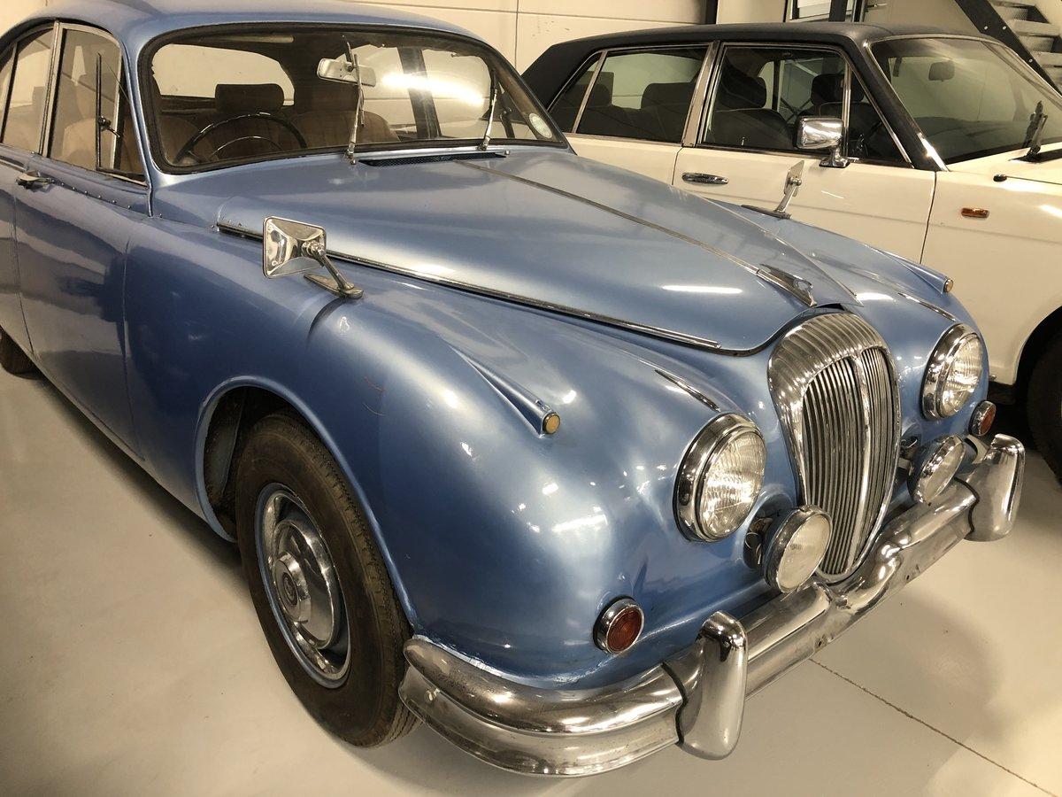 1966 Daimler MK2 V8 For Sale (picture 2 of 6)