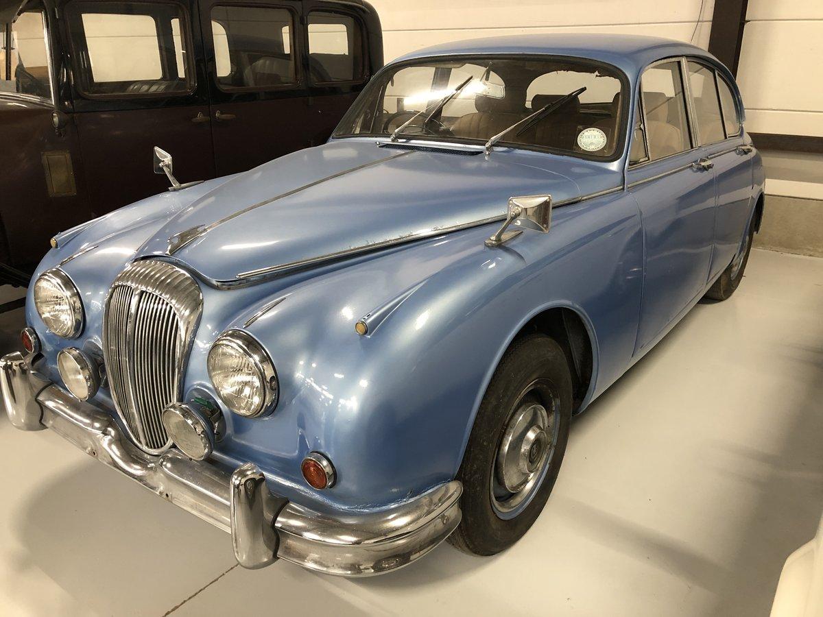 1966 Daimler MK2 V8 For Sale (picture 3 of 6)