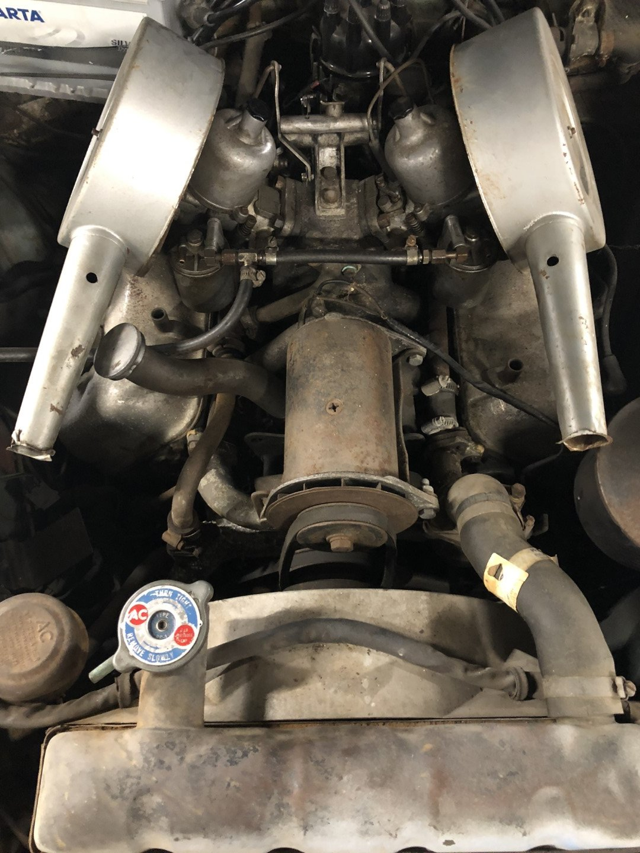 1966 Daimler MK2 V8 For Sale (picture 5 of 6)