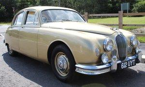 1958 Jaguar MK1 2.4 Manual  Saloon  For Sale