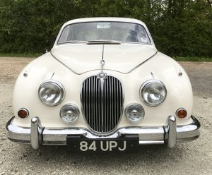 1961 Jaguar Mk2 2.4 Manual Overdrive For Sale
