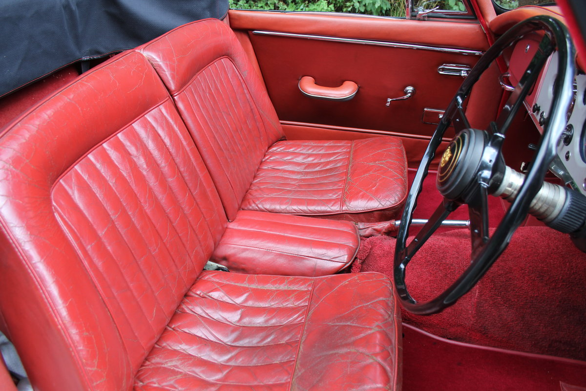 1958 Jaguar XK150 DHC Automatic - Matching No's, Only 31k miles For Sale (picture 10 of 19)