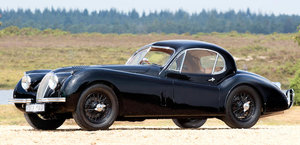 1952 JAGUAR XK120 4.2-LITRE 'BROADSPORT' COUPÉ For Sale by Auction