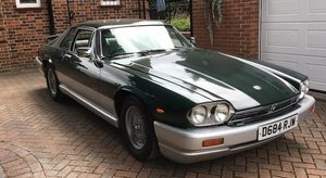 1986 JAGUAR XJ-S HE AUTO SPORTS COUPÉ  For Sale by Auction