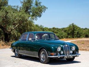 1965 Jaguar S-Type 3.8-Litre Saloon  For Sale by Auction