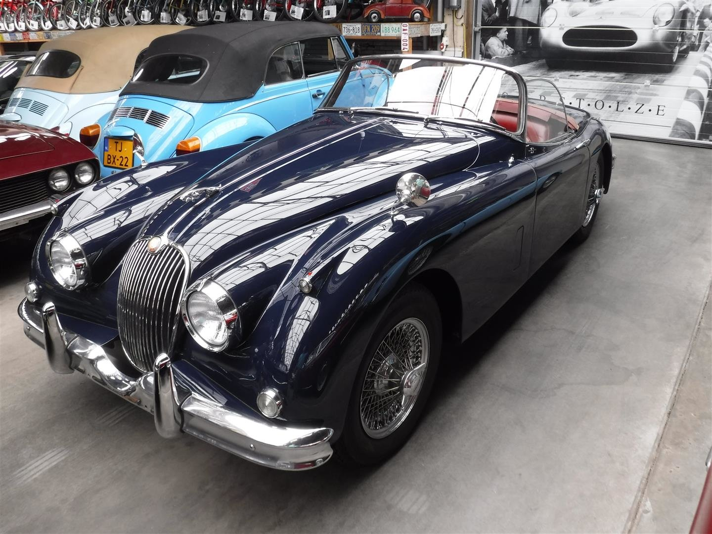 1960 Jaguar XK150S Roadster '60 For Sale (picture 1 of 6)