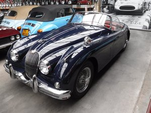 1960 Jaguar XK150S Roadster '60 For Sale