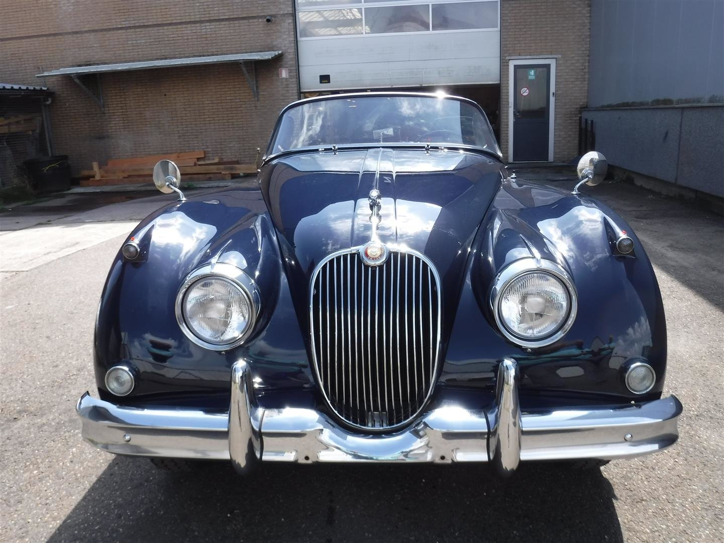 1960 Jaguar XK150S Roadster '60 For Sale (picture 5 of 6)